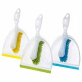 БЛАСКА Набор для уборки малый,разные цвета